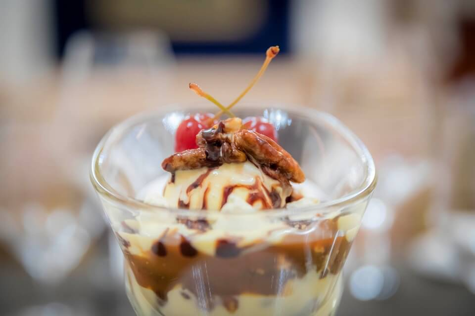 Morelands Grill - Sumptuous Sundae with Real Dairy Ice Cream